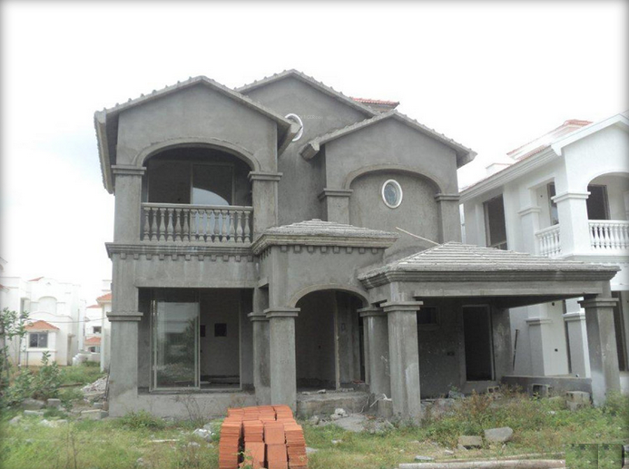 10 >> 3390 sq ft 4 BHK 4T Villa for Sale in House Of Hiranandani Villas Devanahalli Bangalore