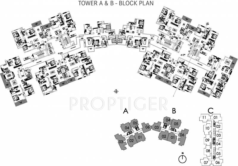 Images for Cluster Plan of Century Breeze