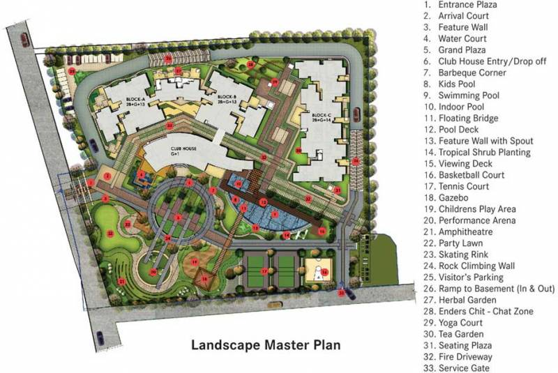 Images for Master Plan of Century Breeze