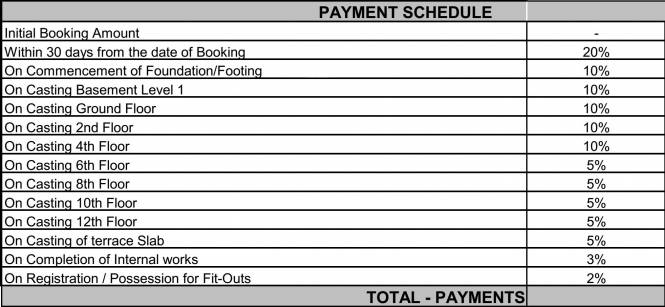 Images for Payment Plan of Century Breeze