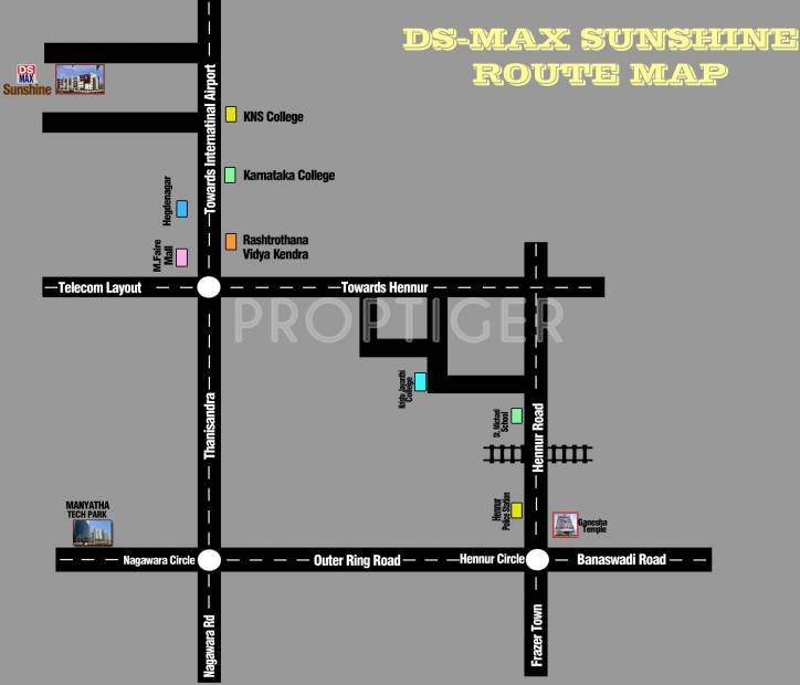 Images for Location Plan of DS DSMAX SUNSHINE