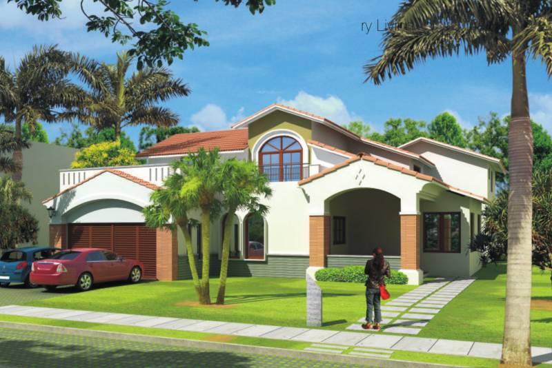 Images for Elevation of Jain Villa Vivianaa