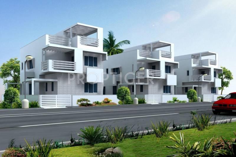 js-homes lotus Elevation Image