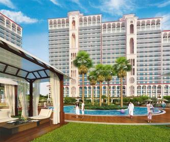 Images for Elevation of DLF The Skycourt