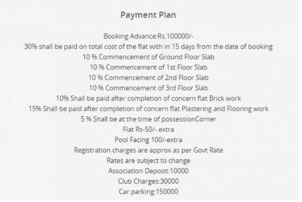 fortune Construction Linked Payment (CLP)