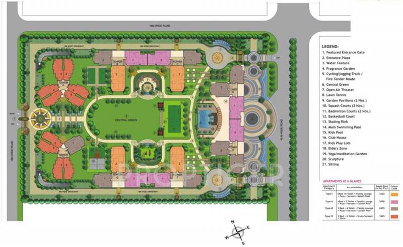 Images for Site Plan of Prateek Stylome