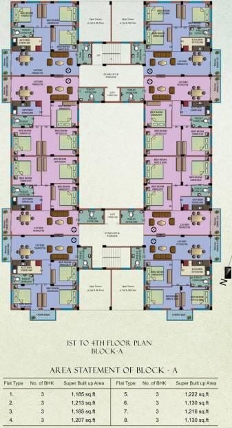 Images for Cluster Plan of Team Bou Thakuranir Haat