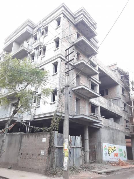 bou-thakuranir-haat Block A Construction Status May-19