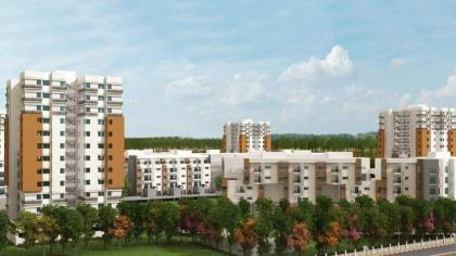Images for Elevation of Mahindra Iris Court