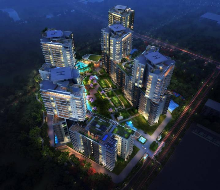Images for Elevation of Embassy Lake Terraces