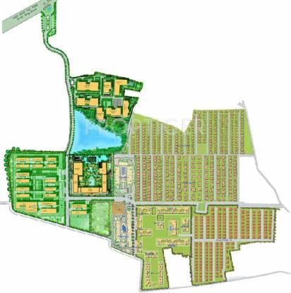 palm-retreat-villas Images for Layout Plan of Adarsh Palm Retreat Villas