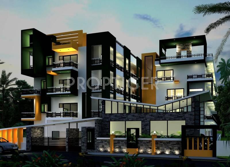 manasa-residency Elevation