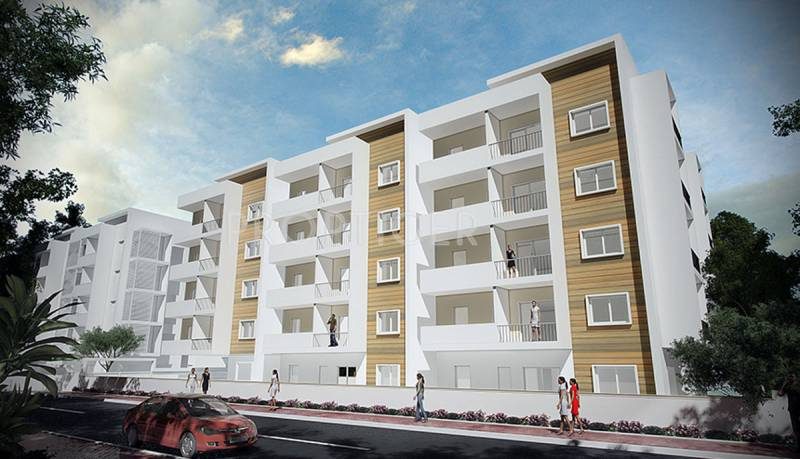 Images for Elevation of Adithi Evora