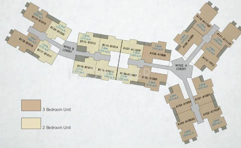 Images for Cluster Plan of Brigade Altamont