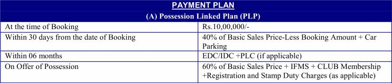 Images for Payment Plan of Paras Dews