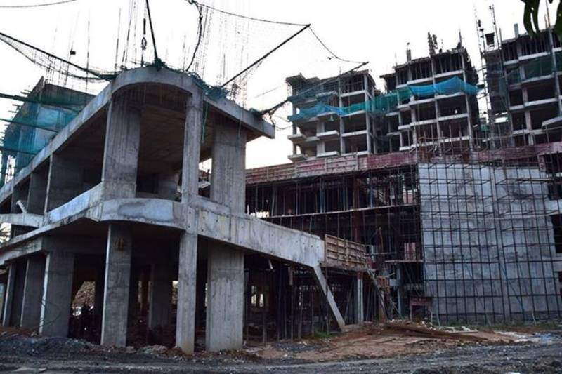 Images for Construction Status of RBD Stillwaters Apartments