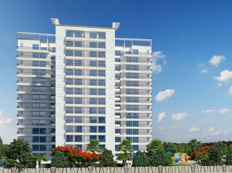 the-elite-residences Images for Elevation of Pareena The Elite Residences
