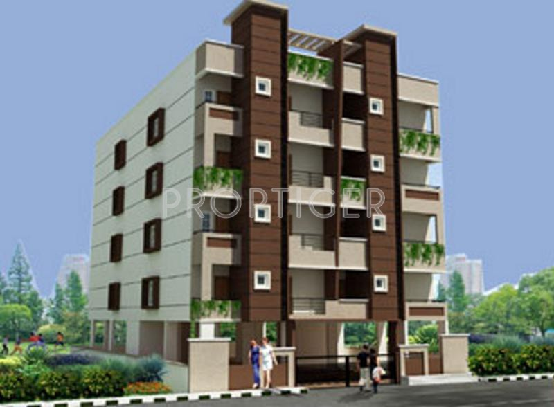 Images for Elevation of SNB Sai Krupa Residency