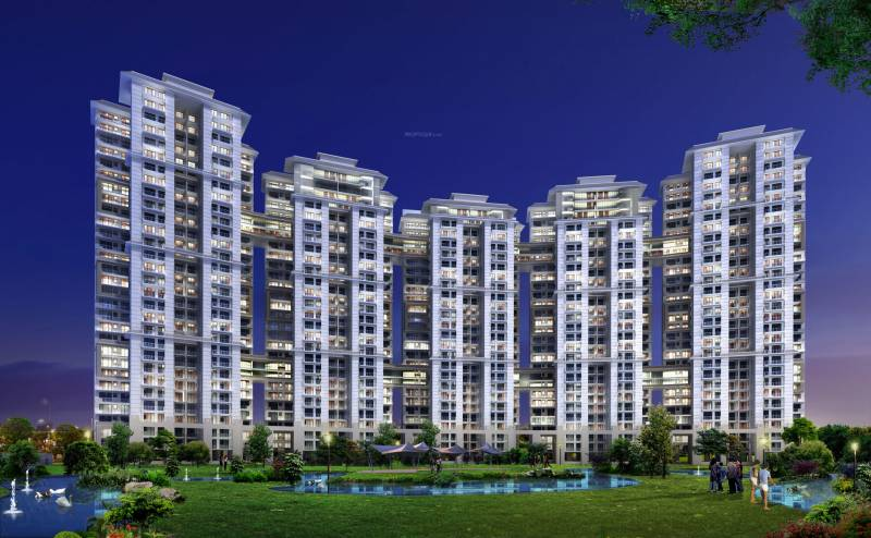 Images for Elevation of Krrish Florence Estate