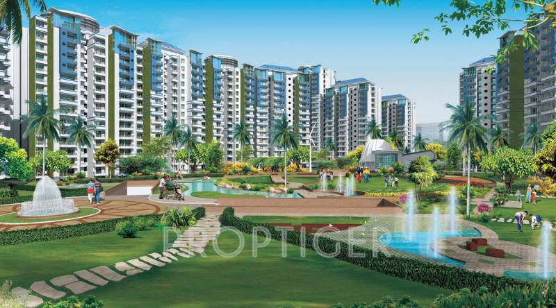 Images for Elevation of Supertech Eco Suites