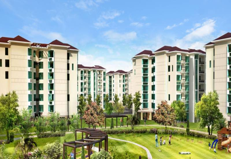 Images for Elevation of Jaypee Kassia