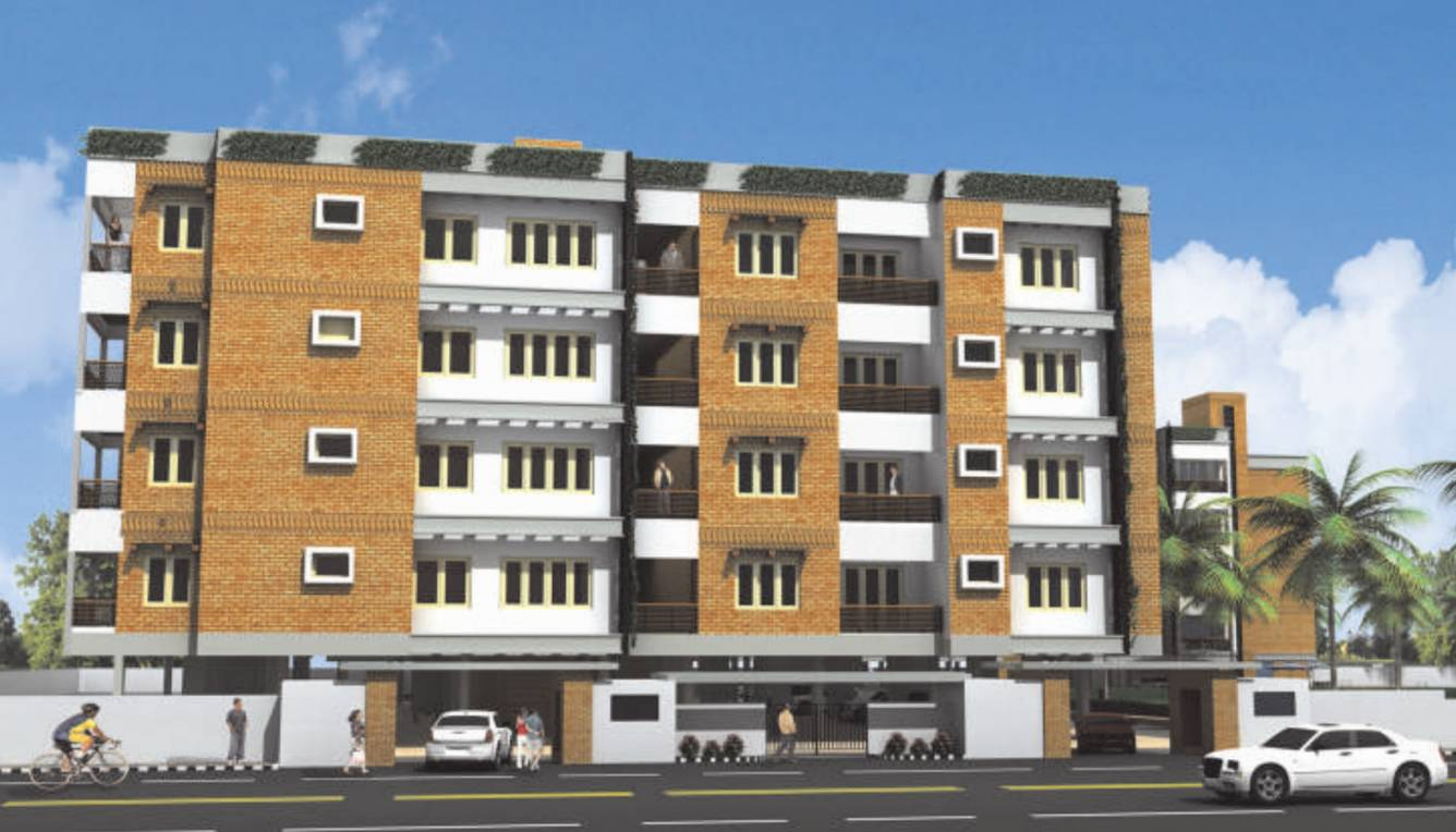 Elevation Stones Bangalore : White stone landmark in kr puram bangalore