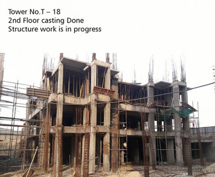 Images for Construction Status of Rudra Aqua Casa
