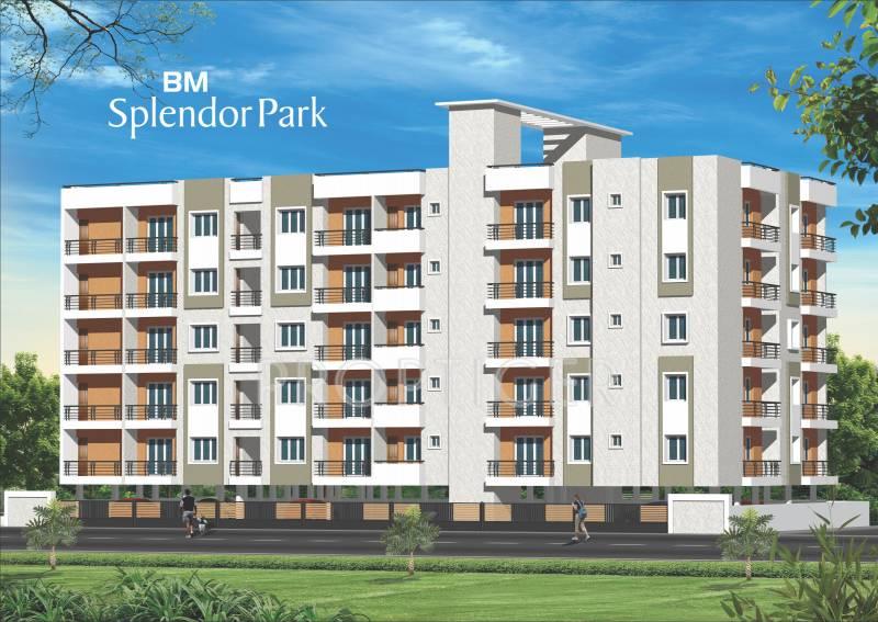Images for Elevation of BM Splendor Park