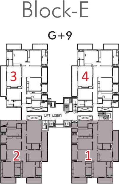 Images for Cluster Plan of Ninex City