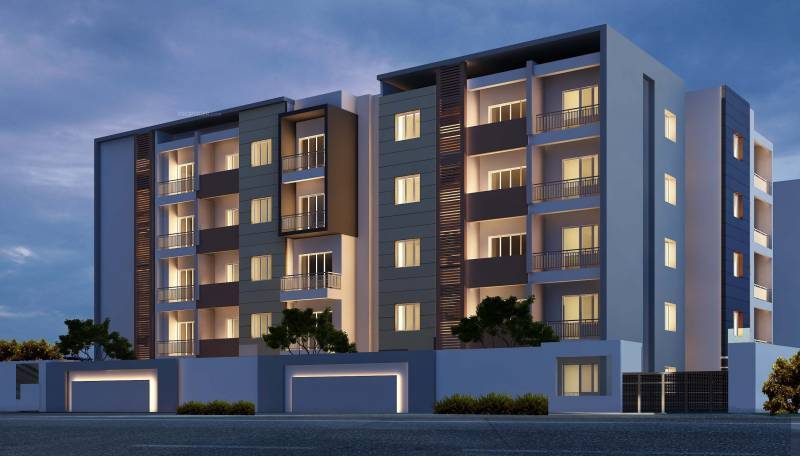 Images for Elevation of CMRS Royal Orchid