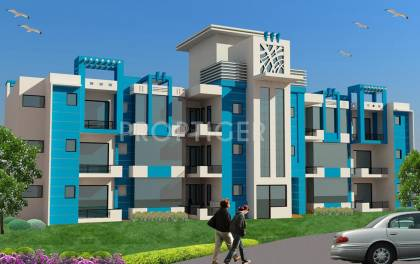 Images for Elevation of Amrapali Titanium