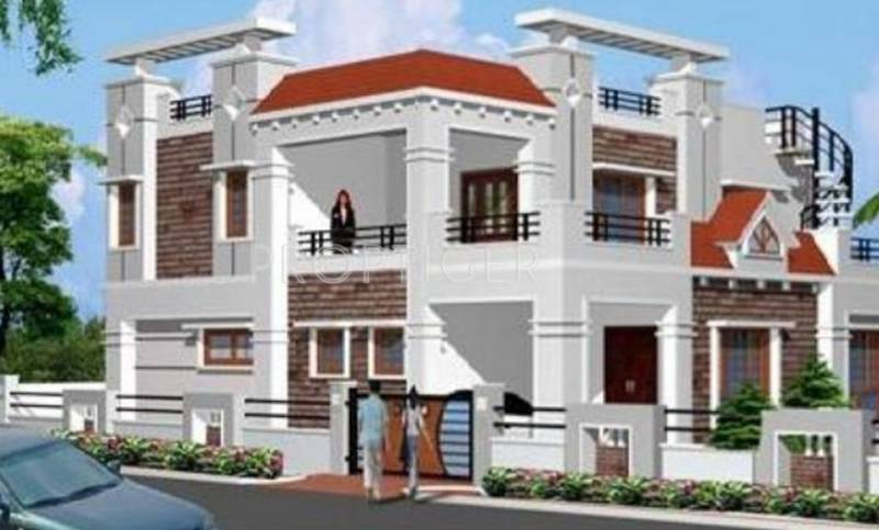 Images for Elevation of Praneeth Natures Bounty Phase I