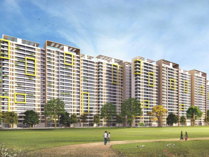 Images for Elevation of SJR Palazza City