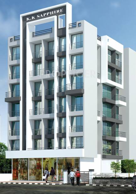 Images for Elevation of KK Sapphire