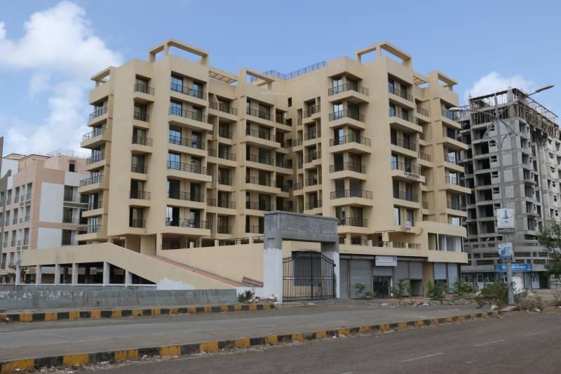 Images for Elevation of KK Moreshwar