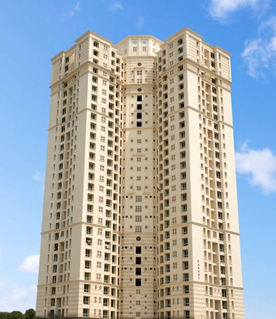 Images for Elevation of Hiranandani Canary