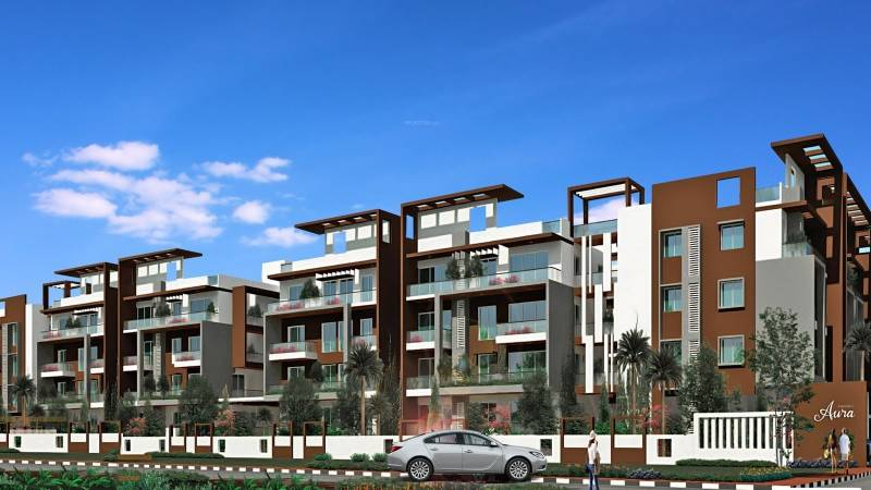 Images for Elevation of Aakruthi Aura Springs