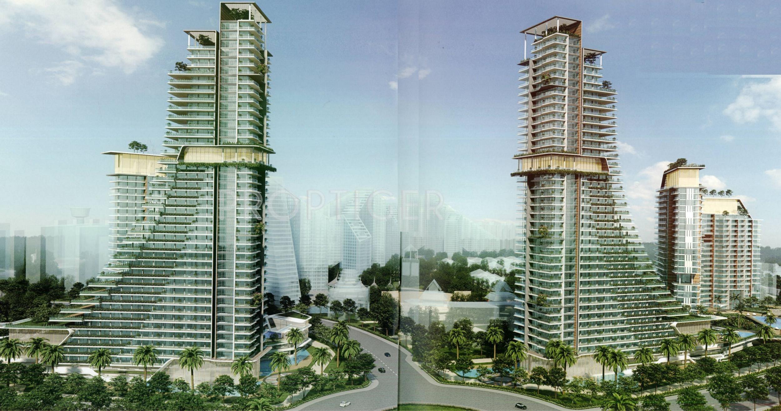 Amanora Group Gateway Towers I In Hadapsar Pune Price