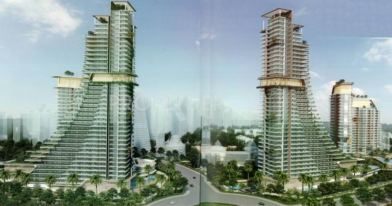 Images for Elevation of Amanora Gateway Towers I