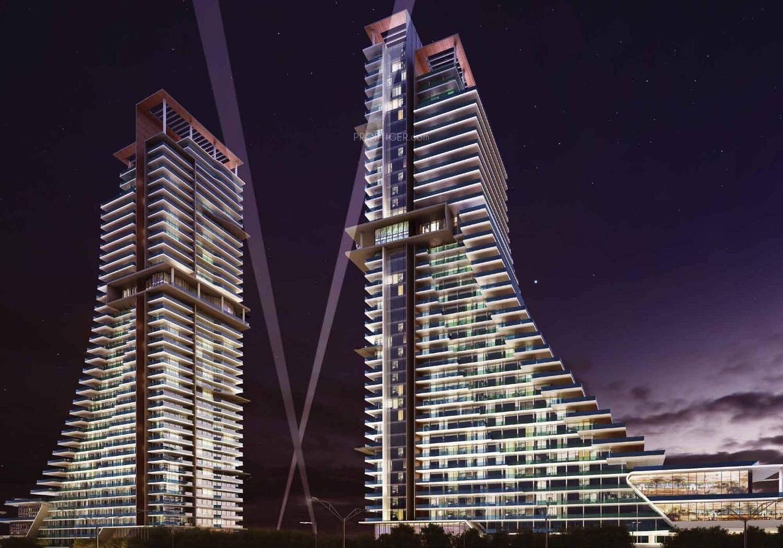 Amanora Gateway Towers I In Hadapsar Pune Price
