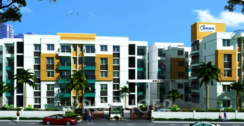 Images for Elevation of Bren Palms