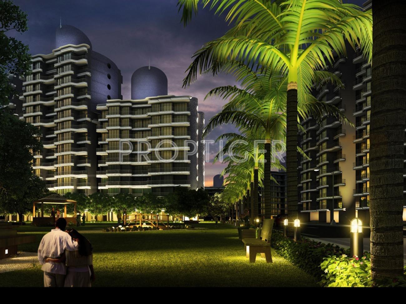 Nia Floor Plan Tharwani Vedant Millenia In Titwala Mumbai Price