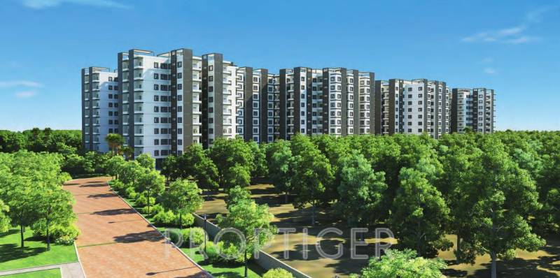 Images for Elevation of Indya The Greens