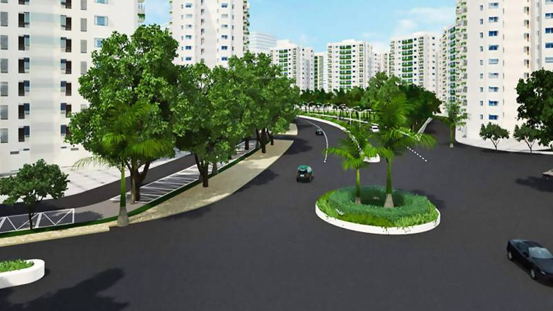 Images for Elevation of Godrej Vrindavan