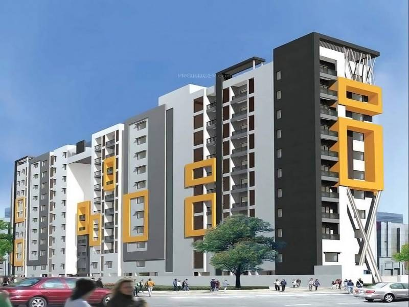Images for Elevation of Akshaya 36 Carat