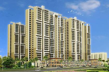 Images for Elevation of Amrapali Crystal Homes Phase 1