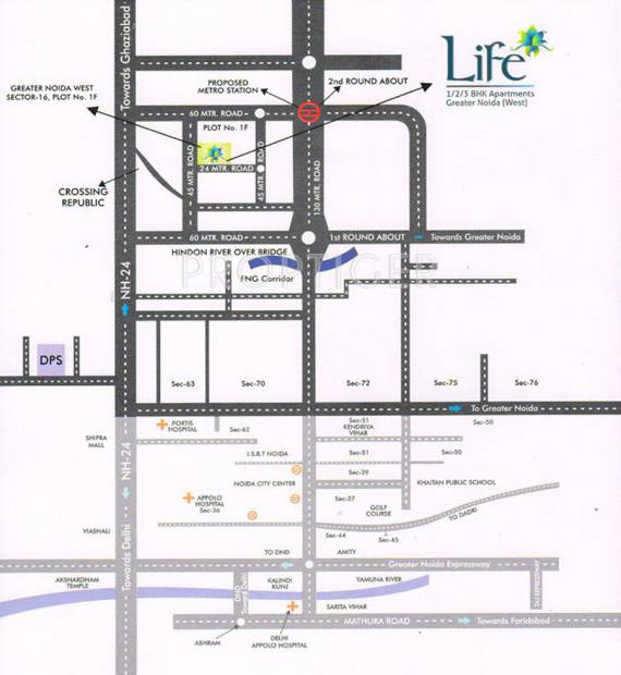 Images for Location Plan of Gayatri Infra Life