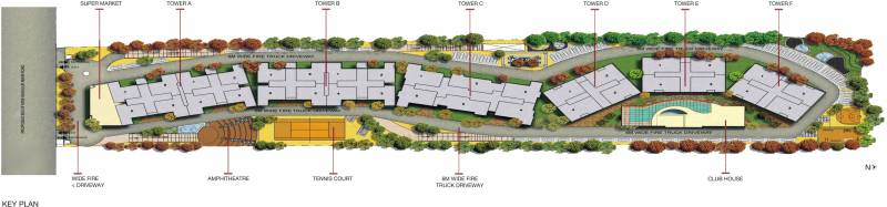 columbus-square Images for Layout Plan of Nitesh Columbus Square