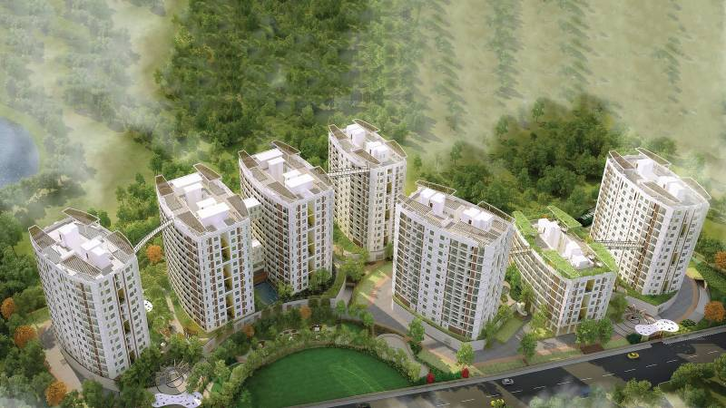 Images for Elevation of Kolte Patil Mirabilis