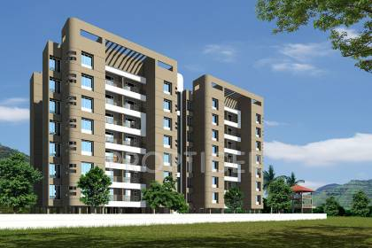 Images for Elevation of Bhujbal Quadra Town